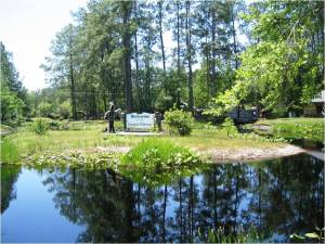 Magnolia Springs State Park, Georgia.