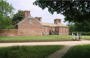 Stratford Hall, VA - birthplace of Robert E. Lee