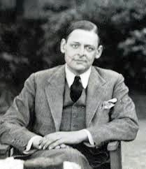 T.S. Eliot helped get Al hooked on poetry.