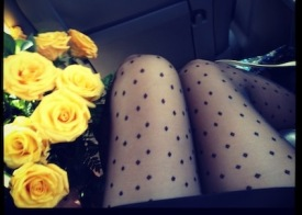 Alison Freer Stockings